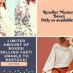 Reseller Boxes! Moving Sale Inventory Mystery